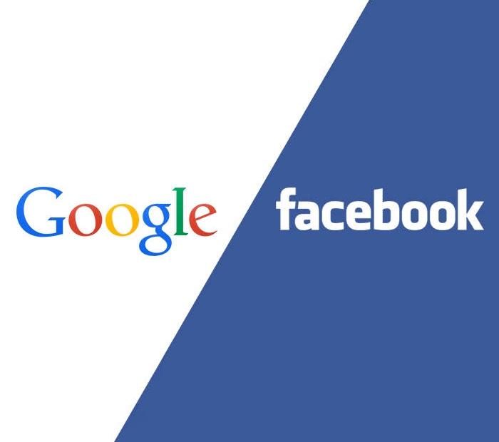 google ads x facebook ads