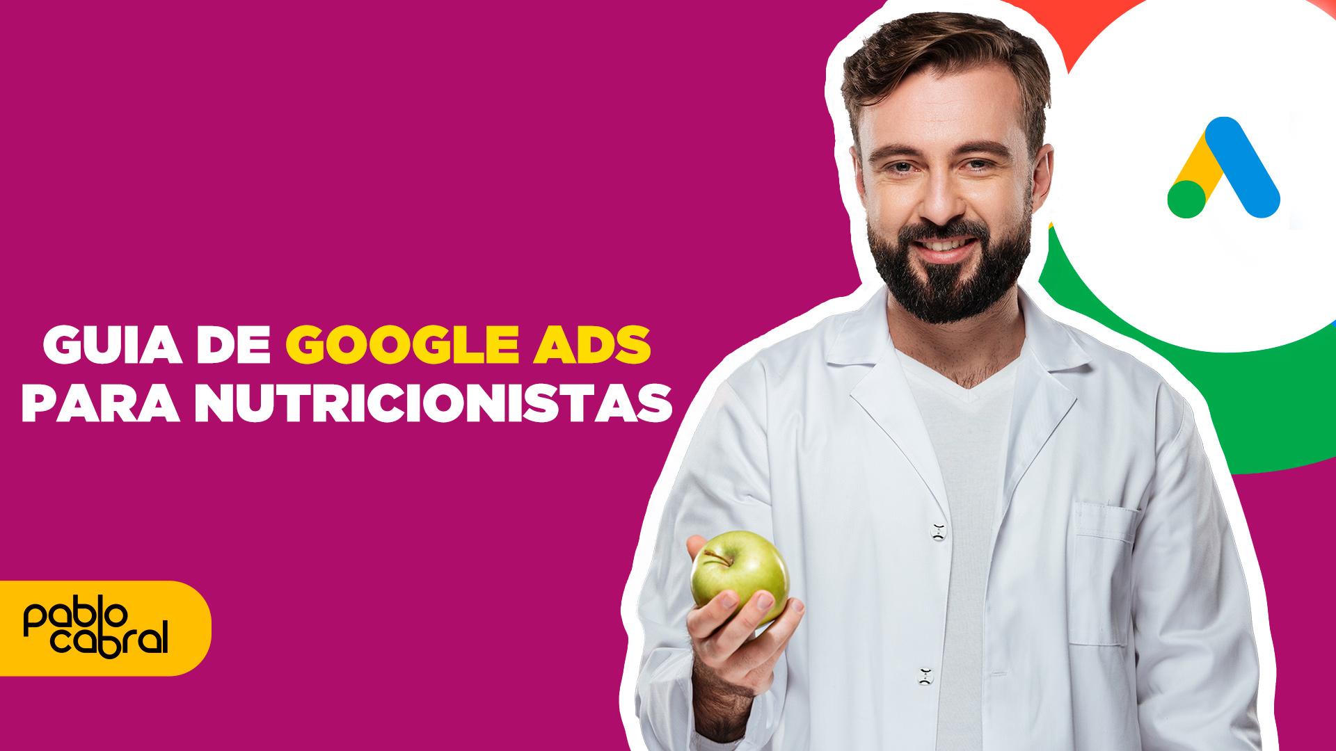 google ads para nutricionistas