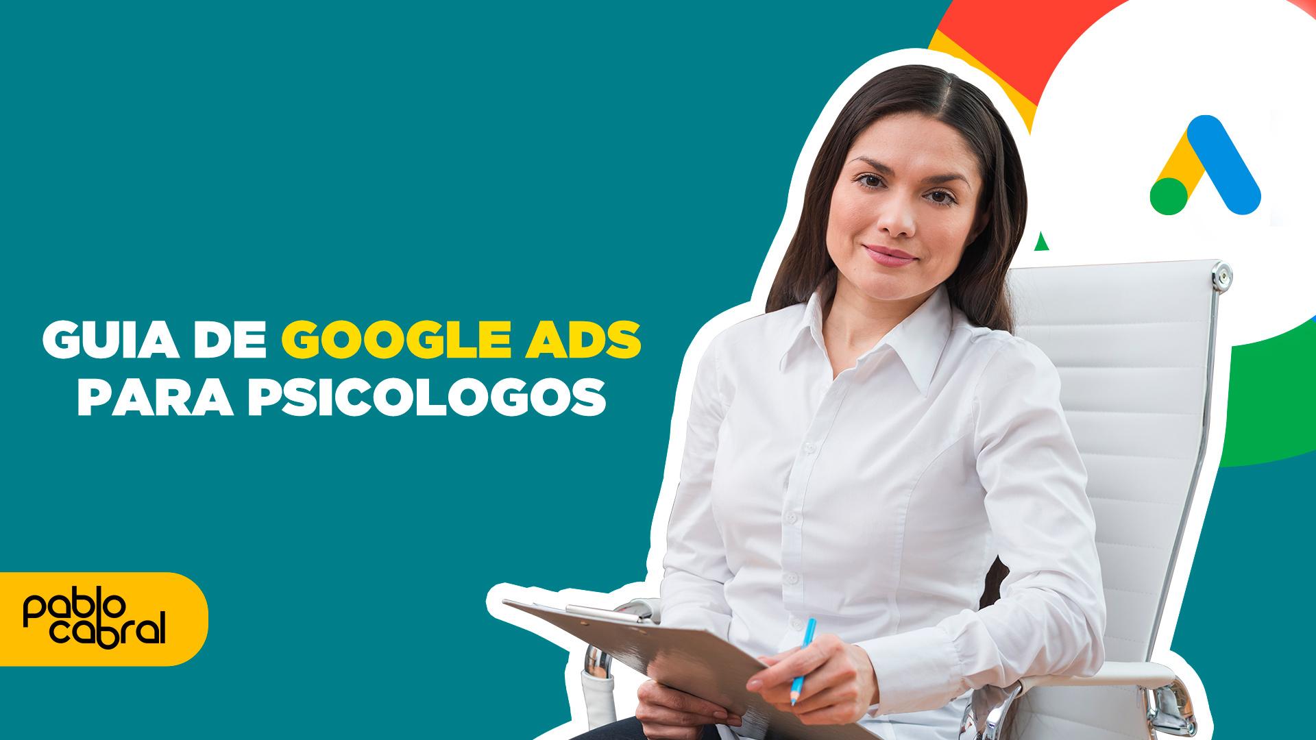google ads para psicologos